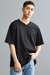 Urban Outfitters Uo Braxton Jersey Black