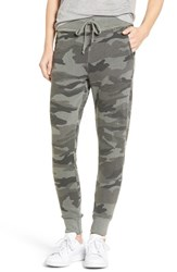 Splendid Women's Active Camo Jogger Pants