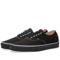 Gosha Rubchinskiy X Vans Authentic Black