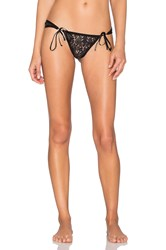 For Love And Lemons Sophie Thong Black