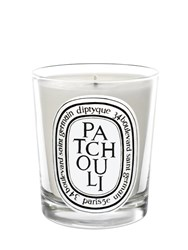 Diptyque 190Gr Patchouli Scented Candle Transparent