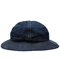 Orslow Us Denim Naval Bucket Hat