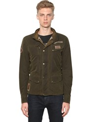 Matchless London Kensington Waxed Cotton Field Jacket
