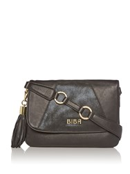 Biba Sarah Shoulder Bag Black