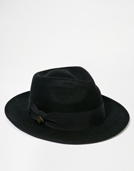Goorin Bros. Goorin Fratelli Wool Fedora Hat Black