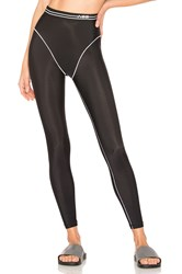 Adam Selman French Cut Legging Black