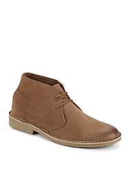 Steve Madden Solid Leather Boots Stone