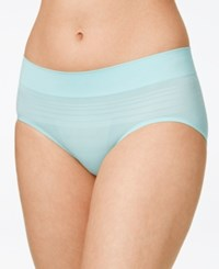 Warner's No Pinches No Problems Striped Hipster Ru0501p Blue Tint