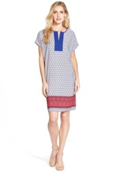 Pleione Print Shift Dress Multi