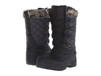 Tundra Boots Augusta Black Grey Women's Work Boots