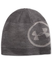Under Armour Men's Billboard Beanie Steel Graphite Steel