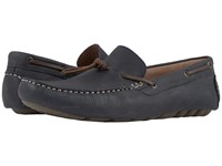 Lucky Brand Wagner Navy Slip On Shoes