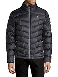 Spyder Pelmo Down Jacket Black