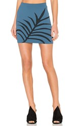 Bcbgeneration Seamless Skirt Teal