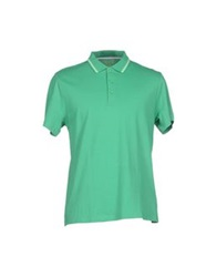 New Look Polo Shirts Green