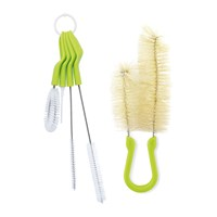 Full Circle Bottle And Straw Brush Cleaning Set
