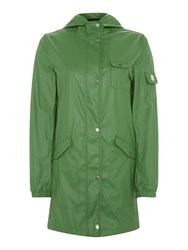 Barbour Headland Casual Jacket Green