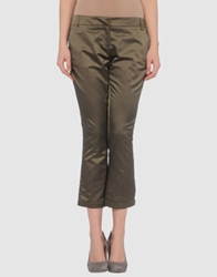 Guess By Marciano 3 4 Length Shorts Military Green