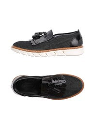 Barracuda Loafers Steel Grey