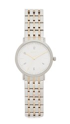 Dkny Minetta Watch Stainless Steel Gold