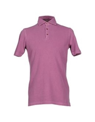 Cruciani Polo Shirts Emerald Green