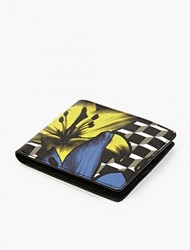 Pierre Hardy Coated Canvas Cubist Wallet