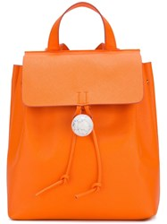 Corto Moltedo Medium 'Rose' Backpack Yellow Orange