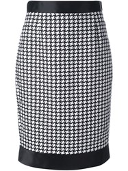 Dsquared2 'Babe Wire' Skirt Black