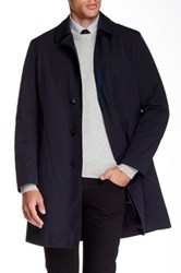 Sanyo Removable Lining Trench Coat Blue