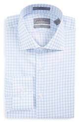 Men's John W. Nordstrom Trim Fit Non Iron Check Dress Shirt