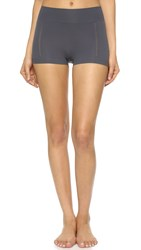 Spanx Lounge Hooray Boyshorts Steel