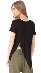 Cheap Monday Intention Top Black