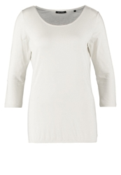 Marc O'polo Long Sleeved Top Light Smoke Off White