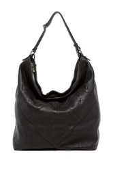 Christopher Kon Leather Hobo Black
