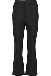 Opening Ceremony William Flare Twill Bootcut Pants Black