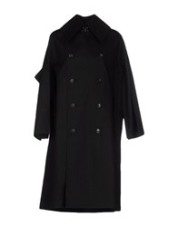 Junya Watanabe Coats And Jackets Full Length Jackets Women Black