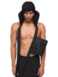 Demobaza Nylon Harness Bag With Collar