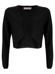 Havren Bella Shrug Black