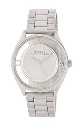 Marc By Marc Jacobs Women's Tether Bracelet Watch Metallic