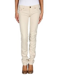 Duck Farm Casual Pants Ivory