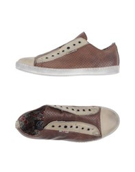 Le Crown Footwear Low Tops And Trainers Men Cocoa