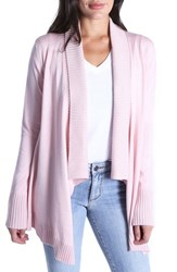 Kut From The Kloth Amabelle Knit Cardigan Blush