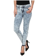 Miraclebody Jeans Joan Skinny Ankle Jean In Cusco Cusco Women's Jeans Blue