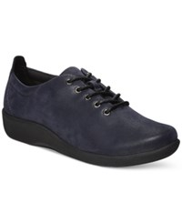 Clarks Collection Women's Cloudsteppers Sillian Tino Sneakers Women's Shoes Navy