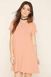 Forever 21 French Terry T Shirt Dress