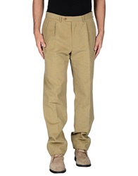 Michelangelo Casual Pants Beige