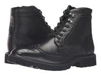 Steve Madden Morreau Black Men's Lace Up Boots