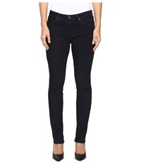 Ag Adriano Goldschmied The Harper In Overdye Blue Overdye Blue Women's Jeans