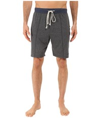 Kenneth Cole Reaction Summer Jam Dark Grey Heather Men's Pajama Gray