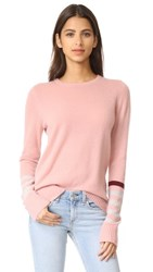 Freecity Strike Sleeve Cashmere Sweater Magical Petal Tea